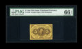 Fractional Currency:First Issue, Fr. 1230 5c First Issue PMG Gem Uncirculated 66 EPQ....