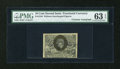 Fractional Currency:Second Issue, Fr. 1244 10c Second Issue with Morgan Courtesy Autograph PMG Choice Uncirculated 63 EPQ....
