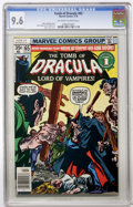 Bronze Age (1970-1979):Horror, Tomb of Dracula #65 (Marvel, 1978) CGC NM+ 9.6 Off-white to whitepages....