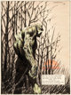 Bernie Wrightson - Swamp Thing Illustration (1972)