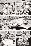 Original Comic Art:Panel Pages, Jack Kirby and Mike Royer Eternals #14 Story Page 4 OriginalArt (Marvel, 1977)....