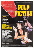 "Movie Posters:Crime, Pulp Fiction (Miramax International, 1994). Italian 4 - Fogli (55""X 77.25""). Crime.. ..."