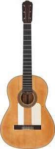 Musical Instruments:Acoustic Guitars, 1950 Barbero Flamenco Natural Acoustic Guitar, Serial # N/A....