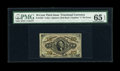 Fractional Currency:Third Issue, Fr. 1252 10c Third Issue PMG Gem Uncirculated 65 EPQ....