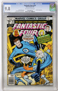 Modern Age (1980-Present):Superhero, Fantastic Four #197 (Marvel, 1978) CGC NM/MT 9.8 Off-white to whitepages....