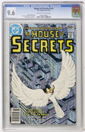 Bronze Age (1970-1979):Horror, House of Secrets #154 (DC, 1978) CGC NM+ 9.6 Off-white to whitepages....