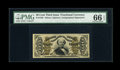 Fractional Currency:Third Issue, Fr. 1329 50c Third Issue Spinner PMG Gem Uncirculated 66 EPQ....