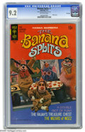 Bronze Age (1970-1979):Cartoon Character, Banana Splits #7 File Copy (Gold Key, 1971) CGC NM- 9.2 Off-whitepages. Photo cover. This is the only copy of this issue ce...