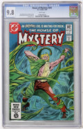 Modern Age (1980-Present):Horror, House of Mystery #301 (DC, 1982) CGC NM/MT 9.8 White pages....