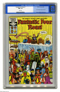 Modern Age (1980-Present):Humor, Fantastic Four Roast #1 (Marvel, 1982) CGC NM+ 9.6 White pages.Celebrates the 20th Anniversary of Fantastic Four #1. X-...