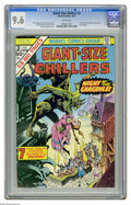 Bronze Age (1970-1979):Horror, Giant-Size Chillers #3 (Marvel, 1975) CGC NM+ 9.6 White pages. LenWein and Tony Isabella appearance for one page. Bernie Wr...
