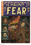Golden Age (1938-1955):Horror, Haunt of Fear #25 (EC, 1954) Condition: FN. Graham Ingels cover.Ingels, Jack Davis, Jack Kamen, Marie Severin, and George E...