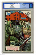 Golden Age (1938-1955):Non-Fiction, Heroic Comics #77 File Copy (Eastern Color, 1952) CGC NM 9.4 Creamto off-white pages. H. C. Kiefer cover. Overstreet 2005 N...