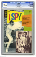Silver Age (1956-1969):Adventure, I Spy #5 File Copy (Gold Key, 1968) CGC NM+ 9.6 Off-white to white pages. Bill Cosby and Robert Culp photo cover. Al McWilli...