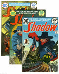Bronze Age (1970-1979):Miscellaneous, The Shadow #1-12 Group (DC, 1973-75) Condition: Average VF/NM. This14-issue group lot represents a complete run of DC's fir... (14Comic Books)