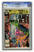 Modern Age (1980-Present):Science Fiction, Star Wars #55 (Marvel, 1982) CGC NM+ 9.6 Off-white to white pages.Walt Simonson cover and art. Overstreet 2005 NM- 9.2 valu...