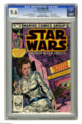 Modern Age (1980-Present):Science Fiction, Star Wars #65 (Marvel, 1982) CGC NM+ 9.6 Off-white pages. TomPalmer cover. Palmer and Walt Simonson art. Overstreet 2005 NM...
