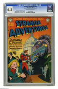 Golden Age (1938-1955):Science Fiction, Strange Adventures #11 (DC, 1951) CGC FN+ 6.5 Cream to off-whitepages. Cover by Bob Oksner. Art by Carmine Infantino, Jim M...