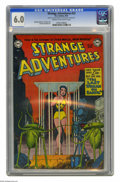 Golden Age (1938-1955):Science Fiction, Strange Adventures #23 (DC, 1952) CGC FN 6.0 Cream to off-whitepages. Murphy Anderson, Gil Kane, and Carmine Infantino art....