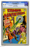 Golden Age (1938-1955):Science Fiction, Strange Adventures #25 (DC, 1952) CGC FN+ 6.5 Cream to off-whitepages. Murphy Anderson, Gil Kane , and Carmine Infantino co...