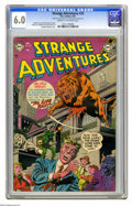 Golden Age (1938-1955):Science Fiction, Strange Adventures #29 (DC, 1953) CGC FN 6.0 Cream to off-whitepages. Carmine Infantino cover. Murphy Anderson, Carmine Inf...