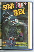 Bronze Age (1970-1979):Miscellaneous, Gold Key Adventure and Sci-Fi Bound Volumes (Gold Key, 1975). Theseare Western Publishing file copies that have been trimme...