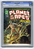 Magazines:Science-Fiction, Planet of the Apes #8 (Marvel, 1975) CGC NM+ 9.6 White pages. RoddyMcDowall photos. Earl Norem cover. Mike Ploog and Alfred...