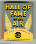 Platinum Age (1897-1937):Miscellaneous, Big Little Book #1159 Hall of Fame of the Air (Whitman, 1936)Condition: VF. By Capt. Eddie Rickenbacker. Overstreet 2005 FN...