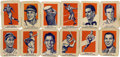 Miscellaneous Collectibles:General, 1952 Wheaties Complete Set (60). Originally found on the backs ofWheaties cereal boxes in 1952, this set of 60 cards have b...