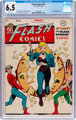 Flash Comics #92 (DC, 1948) CGC FN+ 6.5 White pages