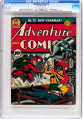 Golden Age (1938-1955):Superhero, Adventure Comics #72 (DC, 1942) CGC FN+ 6.5 Off-white to white pages....