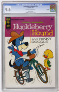 Silver Age (1956-1969):Cartoon Character, Huckleberry Hound #29 File Copy (Gold Key, 1967) CGC NM+ 9.6 Off-white to white pages....