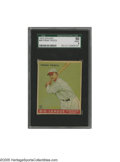 Baseball Cards:Singles (1930-1939), 1933 Goudey Frank Frisch #49 SGC VG/EX 50. Fantastic image of theHall of Fame hero appears on the best set from the days of...