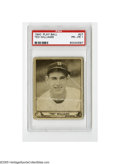 Baseball Cards:Singles (1940-1949), 1940 Play Ball Ted Williams #27 PSA PR-FR 1. Decent example fromthis popular set. Two heavy creases, but otherwise quite ...