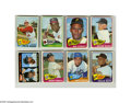 Baseball Cards:Sets, 1965 Topps Baseball Set. The 1965 Topps baseball series consists of 598 cards and certain cards in the high-number series (#...