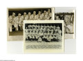 Baseball Collectibles:Photos, 1930's-50's St. Louis Browns Wire Photographs Lot of 41. The beloved, bumbling Brownies appear in three decades of news pho...