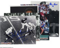 """Football Collectibles:Others, Heisman Trophy Winners Signed Photographs Lot of 11. Selection of eleven 8x10"""" photos come from the Tri-Star signing and in..."""