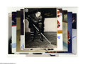 """Hockey Collectibles:Others, Montreal Canadiens Signed Photographs Lot of 14. Great selection of 8x10"""" photos feature perfect blue sharpie signatures of..."""