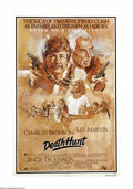 "Movie Posters:Action, Death Hunt (20th Century Fox, 1981). One Sheet (27"" X 41""). Aperiod action/adventure film starring two of the screens' toug..."