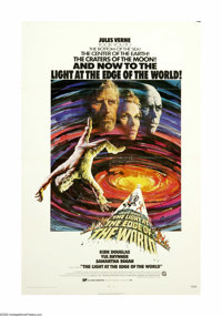 """The Light at the Edge of the World (National General, 1971). One Sheet (27"""" X 41""""). Pirate Yul Brynner plunder..."""
