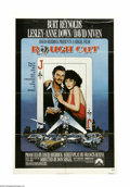 "Movie Posters:Adventure, Rough Cut (Paramount, 1980). One Sheet (27"" X 41""). Burt Reynoldswas nearing the end of his roll in this crime caper co-sta..."