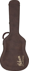 Musical Instruments:Acoustic Guitars, Gibson Montana 100th Anniversary Brown Hardshell Guitar Case....