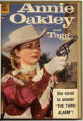 Golden Age (1938-1955):Western, Annie Oakley and Tagg #16-18 Bound Volume (Dell, 1958-59)....