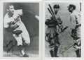 Autographs:Photos, Baseball Hall of Famers Signed Photographs Lot of 2. The intensity of Sandy Koufax has been captured for the image that we ...