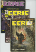 Magazines:Horror, Eerie and Others Magazine Group (Warren/Various, 19) Condition: Average VF+....