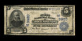 National Bank Notes:Wyoming, Rock Springs, WY - $5 1902 Plain Back Fr. 600 The First NB Ch. #(W)3920. We last sold a $5 Plain Back from here at our ...