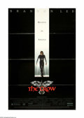 """Movie Posters:Action, The Crow (Miramax, 1994). One Sheet (27"""" X 41""""). Offered here is an original poster from this fantasy thriller starring Bran..."""