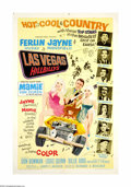 "Movie Posters:Comedy, Las Vegas Hillbillys (Woolner Brothers Pictures, 1966). One Sheet(27"" X 41""). Offered here is an original poster from this ..."