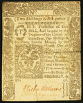Colonial Notes, Connecticut May 10, 1775 2s 6d About New.. ...
