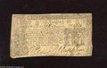 Colonial Notes:Maryland, Maryland April 10, 1774 $2/3 Very Fine-Extremely Fine. A very wellmargined Maryland note with strong signatures and serial ...